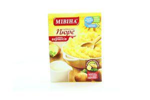 Пюре быстрого приготовления картофельное со вкусом сливок Мівіна к/у 240г