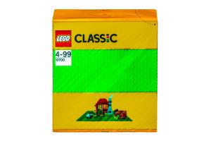 LEGO® Classic Базовая доска зеленого цвета 10700
