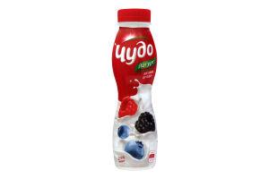 Йогурт 2.5% Лесная ягода Чудо п/бут 270г