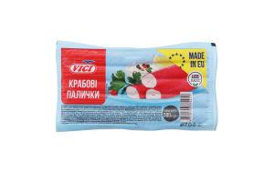 Крабові палички заморожені Vici в/у 500г