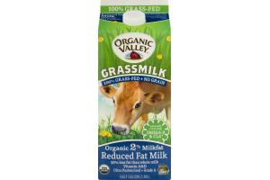 Organic Valley Grassmilk Organic 2% Reduced Fat Milk