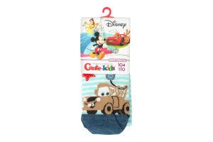 Колготки дет Conte-kids Disney 470 св.гол р104-110