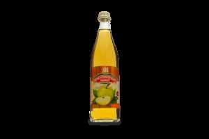 Напій безалкогольний с/газ з ароматом яблука Микулинецького напої с/пл 0.5л