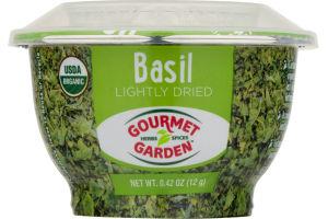 Gourmet Garden Basil Lightly Dried