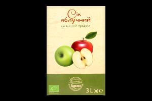 Сок Лавка традицій яблочный органический