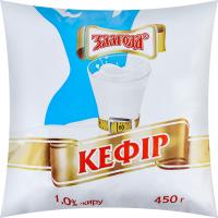 Кефир 1% Злагода м/у 450г