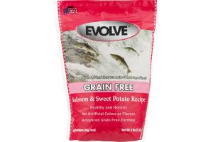 Evolve Grain Free Dog Food Salmon & Sweet Potato Recipe