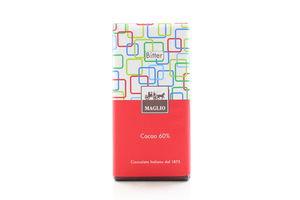Шоколад Maglio гіркий 60% какао 100г х24