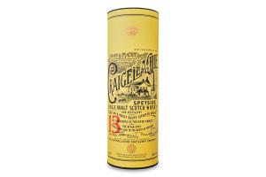 Виски 0.7л 46% 13 years Craigellachie тубус
