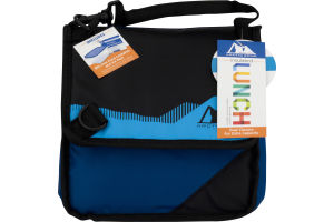 Arctic Zone Insulated Lunch Box With Food Container And Ice Pack