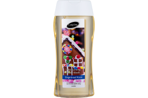 CareOne Moisturizing Body Wash Gingerbread House