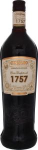 Вермут 1л 16% десертный красный Cinzano Rosso Casa Fondata nel 1757 бут