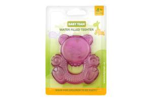 Прорезыватель для зубов детский с водой 4+ Baby Team