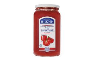 Сік Ніжин томатний 920г