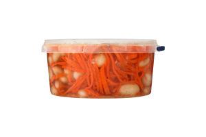 Квасоля з овочами Смачна традиція відро 450г