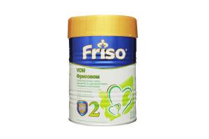Суміш суха молочна Фрисовом 2 для дітей з 6 до 12 місяців 0,400кг