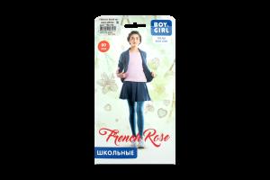 Колготи дитячі Boy&Girl French rose 60den 158-164 dark green