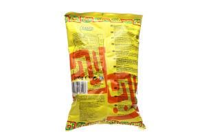 Чипсы с измельченного кукурузного зерна со вкусом сыра Zanuy м/у 200г