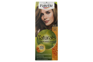 Крем-фарба для волосся Фітолінія Золотавий середньо-русявий №465 Palette