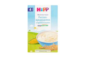Каша рисово-кукурузная Hipp с пребиотикам