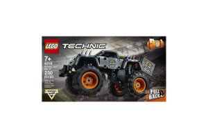 Конструктор для детей от 7лет №42119 Max-D Monster Jam Technic Lego 1шт