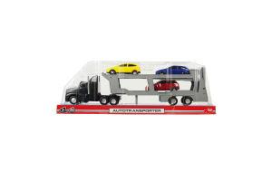 Игрушка для детей от 3лет Autotransporter Dickie toys 1шт