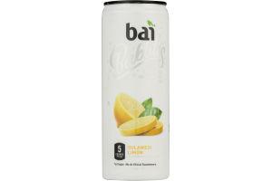 Bai Bubbles Sparkling Antioxidant Infusion Beverage Sulawesi Limon