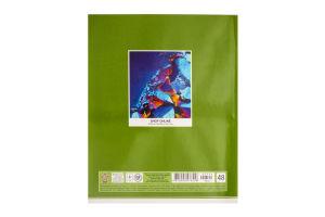 Зошит загальний в лінію 48 аркушів №048-2879L Star 1шт