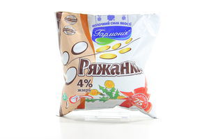 Ряженка 4% Гармонія м/у 400г