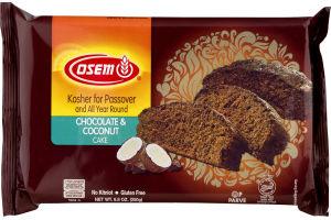 Osem Cake Chocolate & Coconut