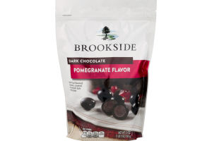 BROOKSIDE Dark Chocolate Pomegranate and Fruit Flavors