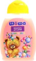 ШОША шампунь д/дітей Bubble Gum 335г