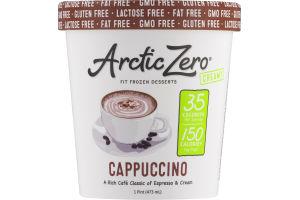 Arctic Zero Fit Frozen Desserts Creamy Cappuccino