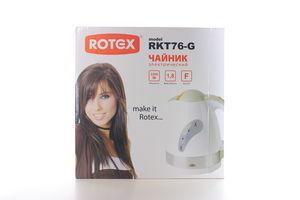 Чайник дисковый RKT76-G Rotex
