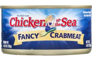 Chicken Of The Sea Fancy Crabmeat