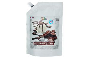 Топпинг для мороженого и десертов Шоколадный Топпинг д/п 500г
