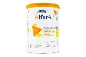 Суміш для дітей від народження суха гіпоалергенна Alfare Nestle з/б 400г