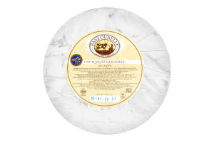 Сыр 50% мягкий Камамбер Pastourelle кг