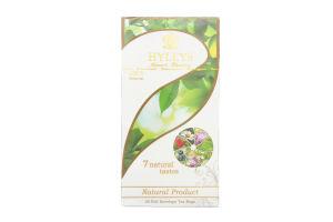 Чай ассорти 7 натуральных вкусов Гармония природы Hyleys к/у 25х1.5г