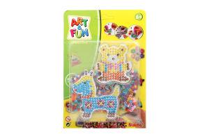 Іграшка Simba Art&Fun Термомозаїка Кольоровий дизайн 6374143