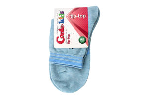 Носки дет Conte-kids TipTop 5С11 св.голуб р.22 272