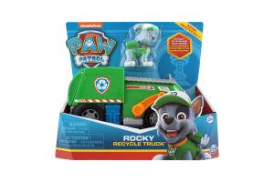 Набір іграшок для дітей від 3років №SM16775/9948 Rocky Paw Patrol Spin Master 1шт