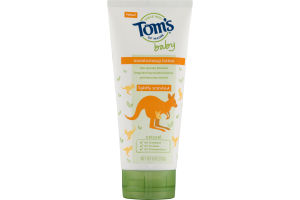 Tom's Of Maine Baby Moisturizing Lotion Lightly Scented