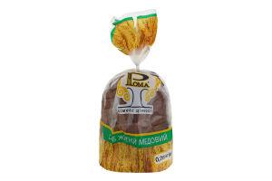 Хлеб половинка в нарезке Ржаной медовый Рома м/у 0.265кг