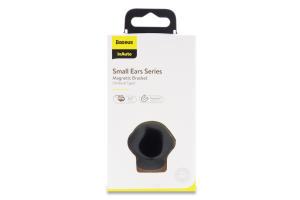 Тримач в машину чорний Small Ears Series Baseus 1шт