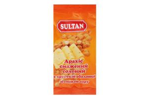 Арахис Sultan хруст/обол жарен соленый вкус сыра