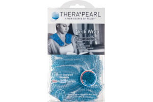 TheraPearl Neck Wrap Hot & Cold Therapy