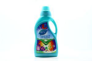 Средство для стирки жидкое для цветных тканей Alfy 1000мл