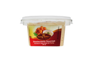 Хумус King Salad с тахини и петрушкой кошерный