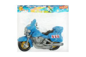 Игрушка для детей от 3лет №8947 Мотоцикл полицейский Харлей Polesie 1шт